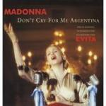 Download mp3 Don't Cry For Me Argentina (5'' CDS - Germany) Music Terbaik - LaguMp3.Info