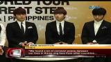 """Video Lagu Music 24 Oras: K-pop Group na """"Infinite,"""" nagpakilig ng fans sa kanilang concert Gratis"""