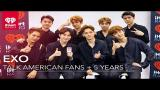 Video Lagu EXO on American Music + Inspiration to Fans   Exclusive Interview Musik Terbaru
