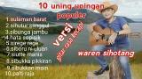 Download Video 10 uning uningan populer versi melodi gitar - tokkel batak (waren sihotang official) Music Terbaru - zLagu.Net