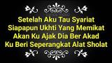 Download Lirik cinta diatas sajadah voc Haul Ahkam Syubbanul limin Video Terbaru