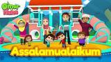 Video Music Lagu Kanak-Kanak Islam   Assalamualaikum   Omar & Hana