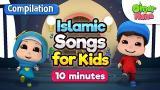 Lagu Video Islamic Cartoons for s   Compilation   Loving Orphans and more   Omar & Hana Terbaru