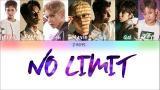 Video Lagu Z-BOYS - NO LIMIT Color Coded Lyrics Music baru