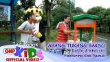 Lagu Video Abang Tukang Bakso - Daffa & Khalista feat Kak Nunuk Terbaru di zLagu.Net