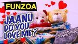 Video Lagu JANU DO YOU LOVE ME (FEMALE VERSION) Funny Hindi Love Song By Funzoa   Valentine Special Song Musik Terbaik di zLagu.Net