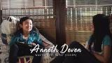 Video Lagu BALASAN LAGU FIERSA BESARI - WAKTU YANG SALAH (COVER by DEVEN ANNETH) Terbaik 2021