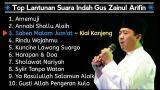 Download Video Lagu Kumpulan Lagu Sholawat Zainul Arifin Kiai Kanjeng & Kanjeng Sunan Terbaik Terpopuler 2021 - zLagu.Net