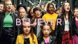 Lagu Video Imagine Dragons - Believer (Thunder) by One Voice Children's Choir Gratis di zLagu.Net