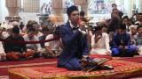 Video Lagu Merdunya Suara Muzammil Hasballah di Resepsi Pernikahannya - Youtube Terbaru 2021 di zLagu.Net
