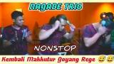 Video Musik TERBARU NONSTOP [NAGABE TRIO] LAGU BATAK OPERA GOYANG HUTUR | MANTAP PANGGOYANG NAI
